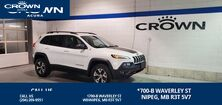 2016 Jeep Cherokee Trailhawk **Trail Rated 4x4** Terrain Select **