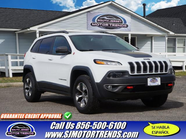 2016 Jeep Cherokee Trailhawk Vineland NJ