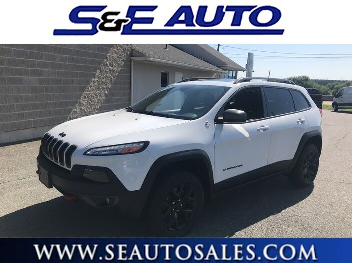 2016 Jeep Cherokee Trailhawk Weymouth MA