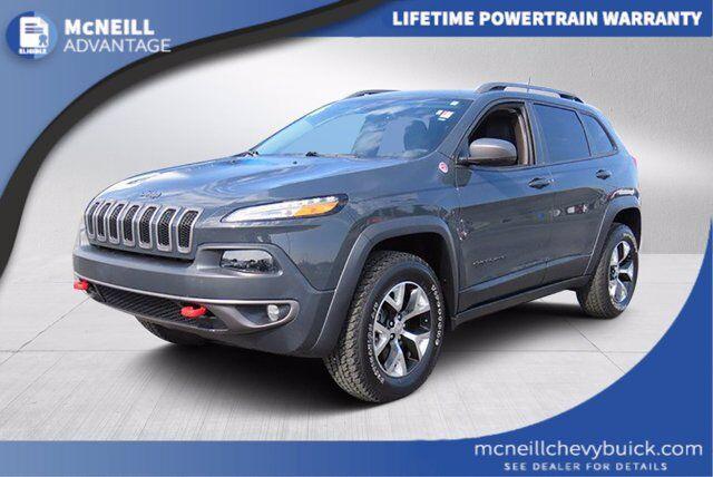 2016 Jeep Cherokee Trailhawk Wilkesboro NC