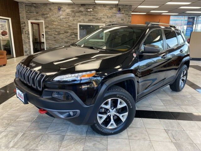 2016 Jeep Cherokee Trailhawk Worcester MA