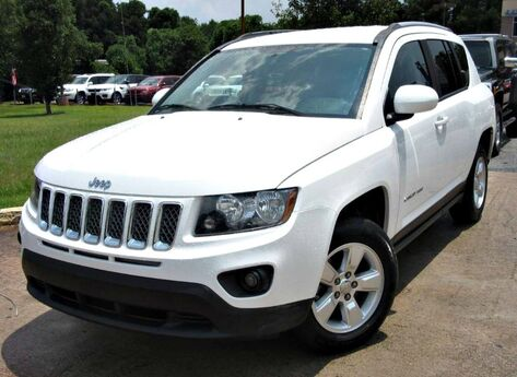 2016 Jeep Compass ** ALTITUDE ** - w/ LEATHER SEATS & SATELLITE Lilburn GA