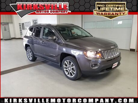 2016_Jeep_Compass_4WD 4dr High Altitude Edition_ Kirksville MO