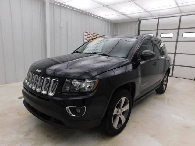 2016 Jeep Compass 4WD 4dr High Altitude Edition Manhattan KS
