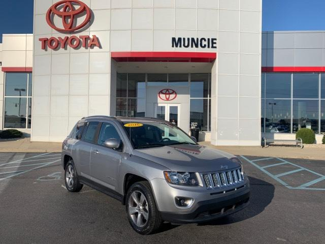2016 Jeep Compass FWD 4dr High Altitude Edition Muncie IN