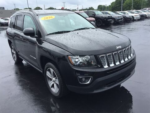 2016_Jeep_Compass_HIGH ALTITUDE EDITION_ Evansville IN