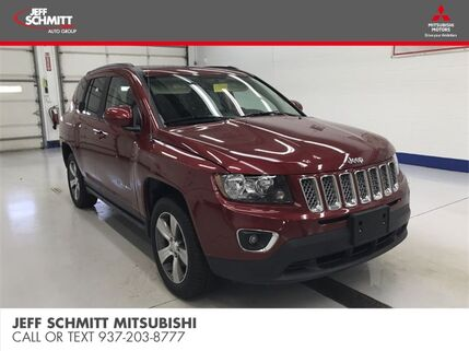 2016_Jeep_Compass_HIGH ALTITUDE_ Fairborn OH