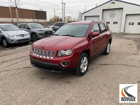 2016_Jeep_Compass_High Altitude_ Calgary AB