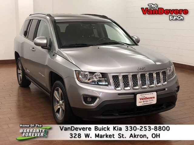 2016 Jeep Compass High Altitude Edition Akron OH