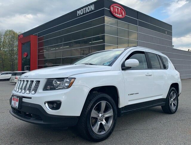 2016 Jeep Compass High Altitude Edition Hackettstown NJ
