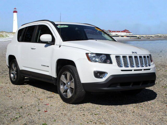 2016 Jeep Compass High Altitude Edition South Jersey NJ