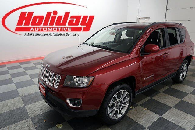 2016 Jeep Compass High Altitude Edition Fond du Lac WI