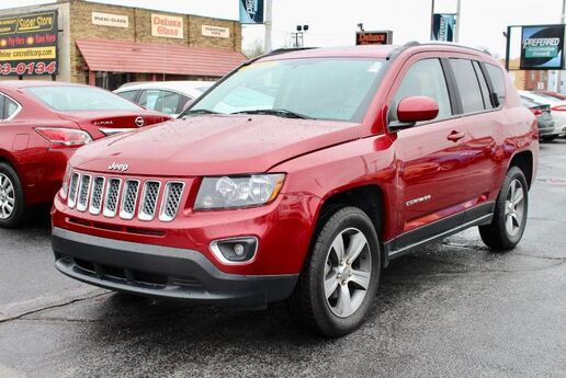 2016 Jeep Compass High Altitude Edition Fort Wayne Auburn and Kendallville IN