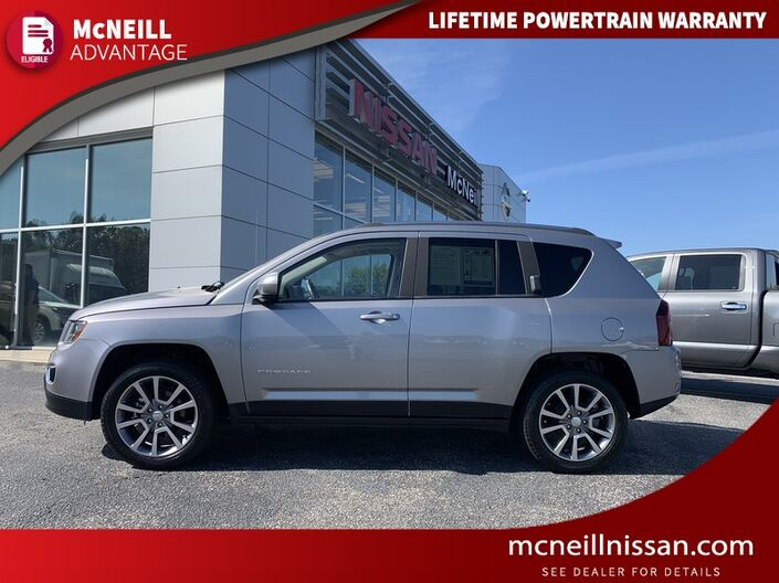 2016 Jeep Compass High Altitude Edition High Point NC