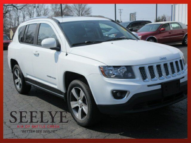 2016 Jeep Compass High Altitude Edition Kalamazoo MI