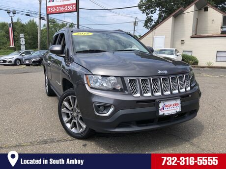 2016 Jeep Compass High Altitude Edition South Amboy NJ