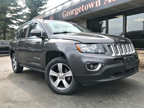 2016 Jeep Compass High Altitude Edition Watch Video Below Georgetown KY