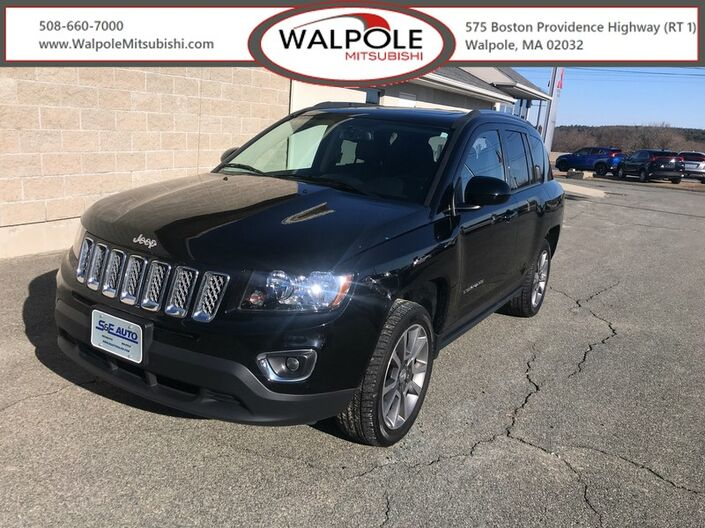 2016 Jeep Compass High Altitude Edition Weymouth MA