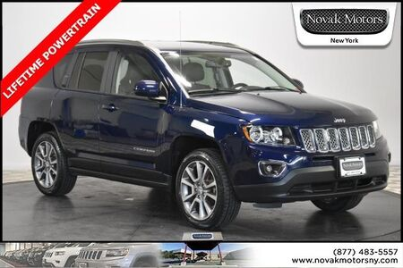 Jeep Compass High Altitude 2016
