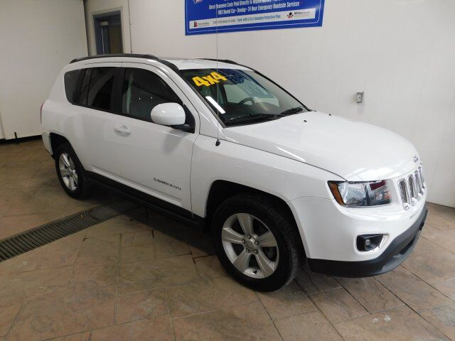 2016 Jeep Compass High Altitude LEATHER SUNROOF Listowel ON
