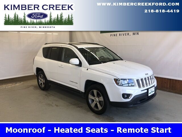 2016 Jeep Compass High Altitude Pine River MN