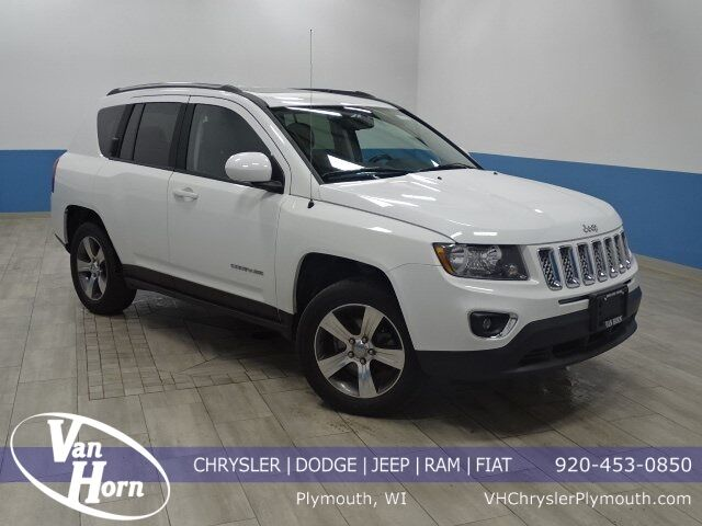 2016 Jeep Compass High Altitude Plymouth WI