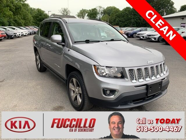 2016 Jeep Compass High Altitude Schenectady NY