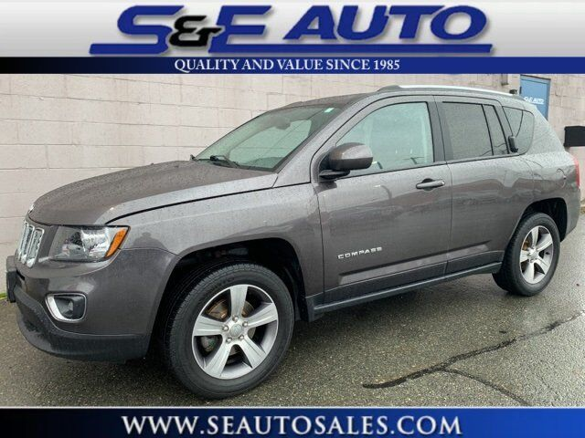 2016 Jeep Compass High Altitude Weymouth MA