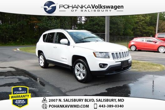 2016_Jeep_Compass_Latitude ** CLEAN CARFAX ** CHECK IT OUT ** 4X4 **_ Salisbury MD