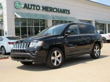 2016_Jeep_Compass_Latitude 4WD SUNROOF, HTD SEATS, AUX INPUT, CD PLAYER, AM/FM RADIO, LEATHER_ Plano TX