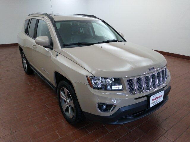2016 Jeep Compass Latitude Akron