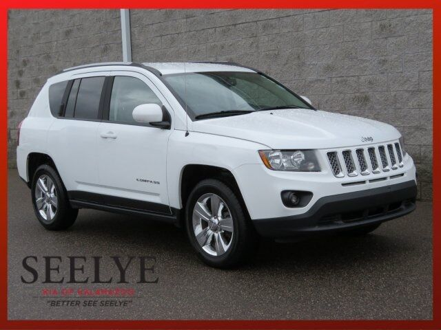 2016 Jeep Compass Latitude Battle Creek MI