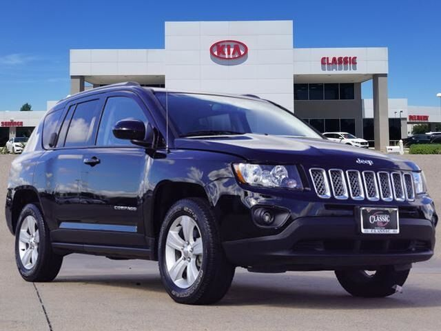 2016 Jeep Compass Latitude Carrollton TX