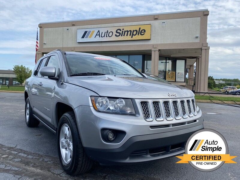 2016 Jeep Compass Latitude Chattanooga TN