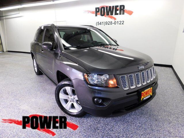 2016 Jeep Compass Latitude Corvallis OR
