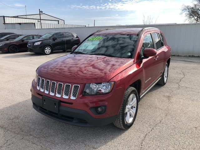 2016 Jeep Compass Latitude Gainesville TX