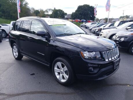 2016 Jeep Compass Latitude Hamburg PA
