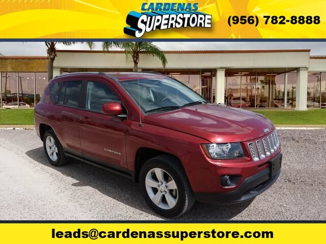 2016 Jeep Compass Latitude Harlingen TX