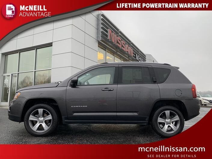 2016 Jeep Compass Latitude High Point NC