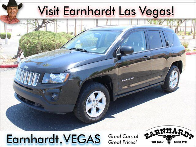 2016 Jeep Compass Latitude Las Vegas NV
