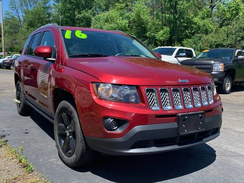 2016 Jeep Compass Latitude Little Valley NY