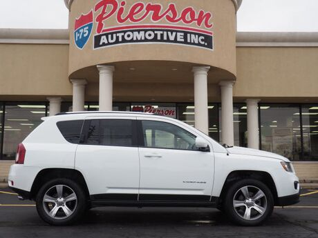 2016 Jeep Compass Latitude Middletown OH