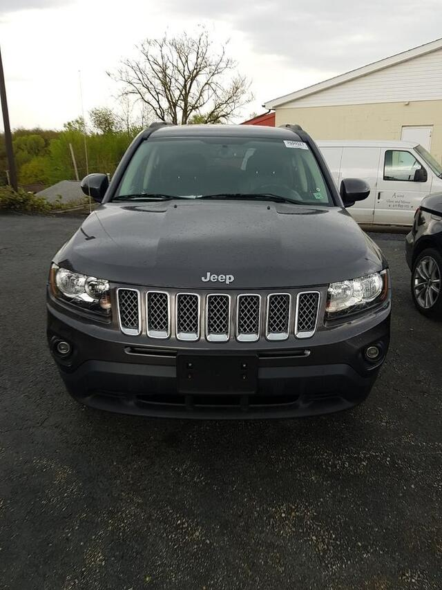 2016 Jeep Compass Latitude North Versailles PA
