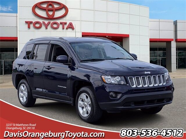2016 Jeep Compass Latitude Orangeburg SC