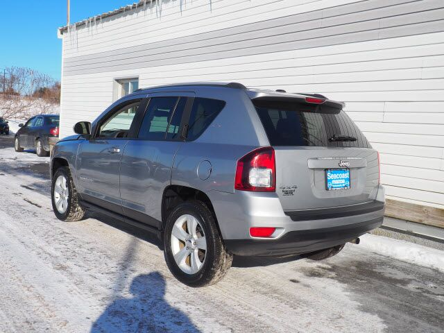 2016 Jeep Compass Latitude Portsmouth NH