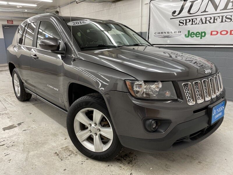 2016 Jeep Compass Latitude Spearfish SD