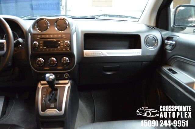 2016 Jeep Compass Latitude Spokane WA
