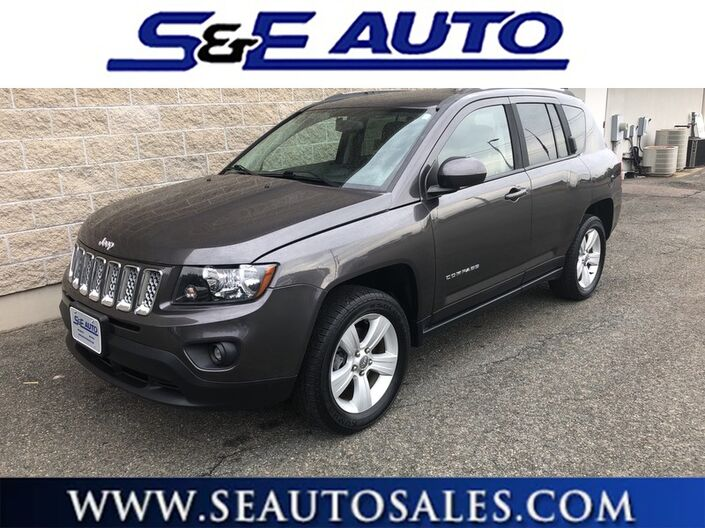 2016 Jeep Compass Latitude Weymouth MA