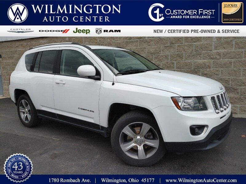 2016 Jeep Compass Latitude Wilmington OH