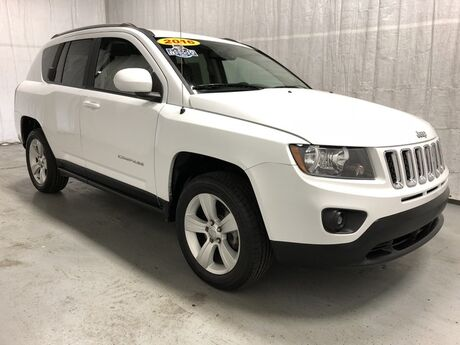 2016 Jeep Compass Latitude Wyoming MI